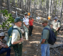 Lander-Sinks-Brewers-Trail-062918-11-Shoshone-and-Region-2-staff-tour-Brewers-Trail-project