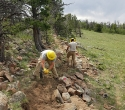 05-Considerable-tough-digging-along-Rocky-Ridge