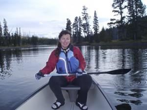 Lisa-Marno-Canoeing