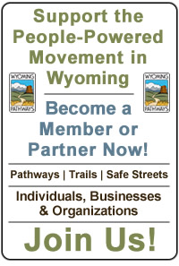 Support the People-Powered Movement in Wyoming.  Become a Member or Partner Now!