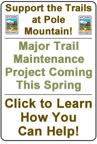 Wyoming Pathways - Support Pole Mountain Trails!