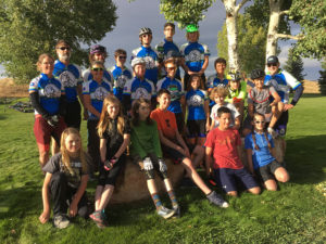 Laramie's 7220 Racing High School MTB Racing Team