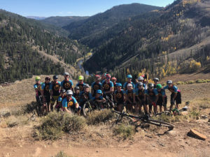 Casper's CAMBYR High School MTB Racing Team