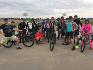 Cheyenne's WyoX Racing High School MTB Racing Team