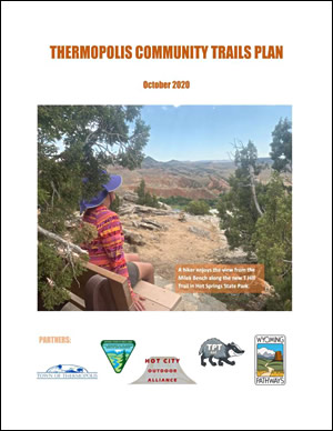 Draft Thermopolis Community Trail Plan
