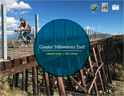 Greater Yellowstone Trail Plan Update 2021